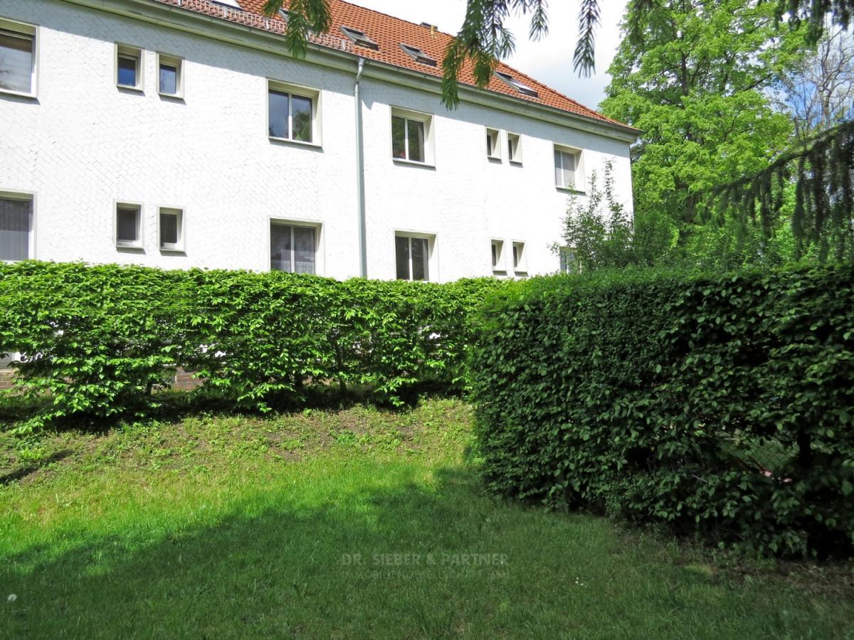Fassade zu Gärten