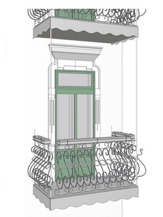 Balkon Mai 2021