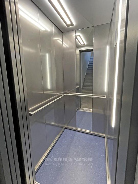 Aufzug