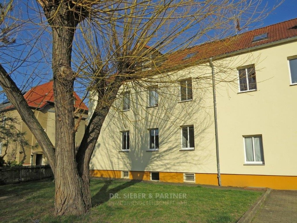 Fassade zum Innenhof