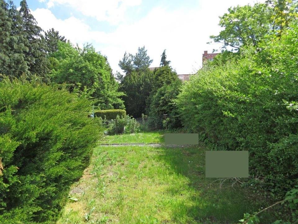 Garten zur Wohnung