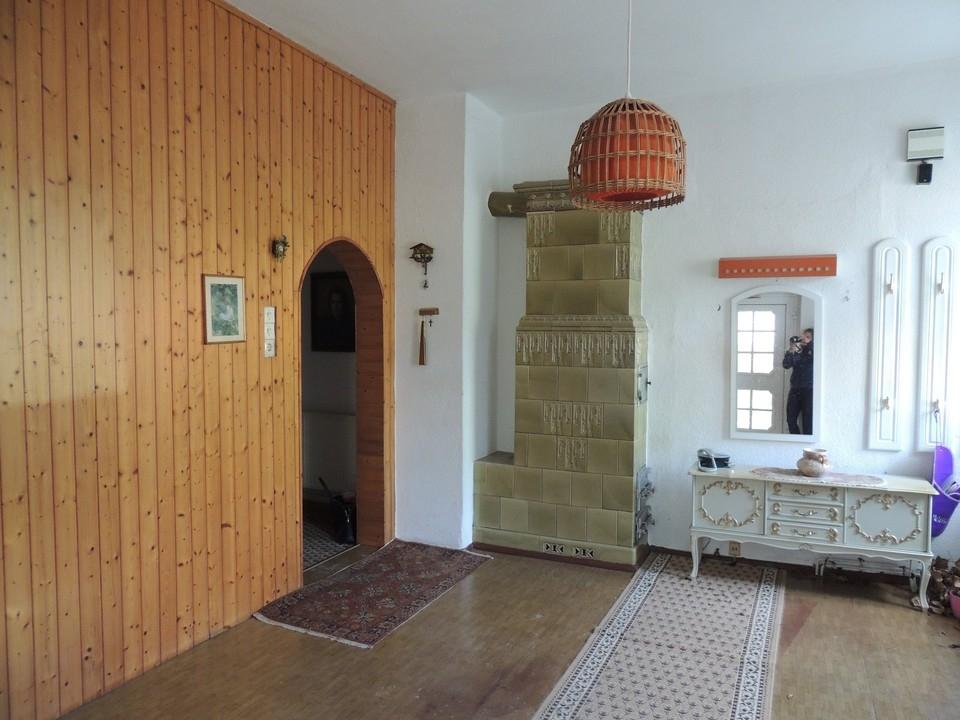 Eingang Erdgeschosswohnung