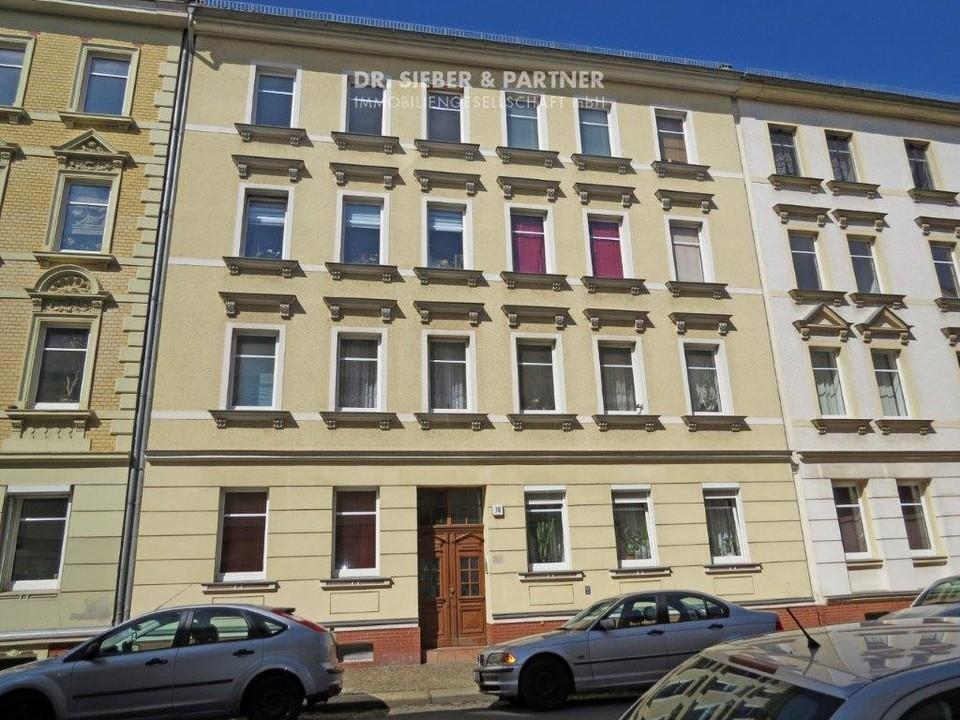 Fassade zur Straße