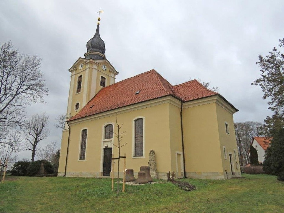 Barockkirche Quesitz
