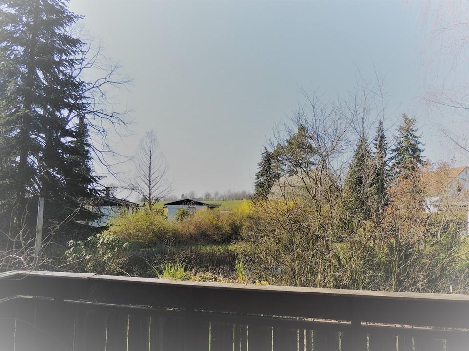Ausblick Terrasse