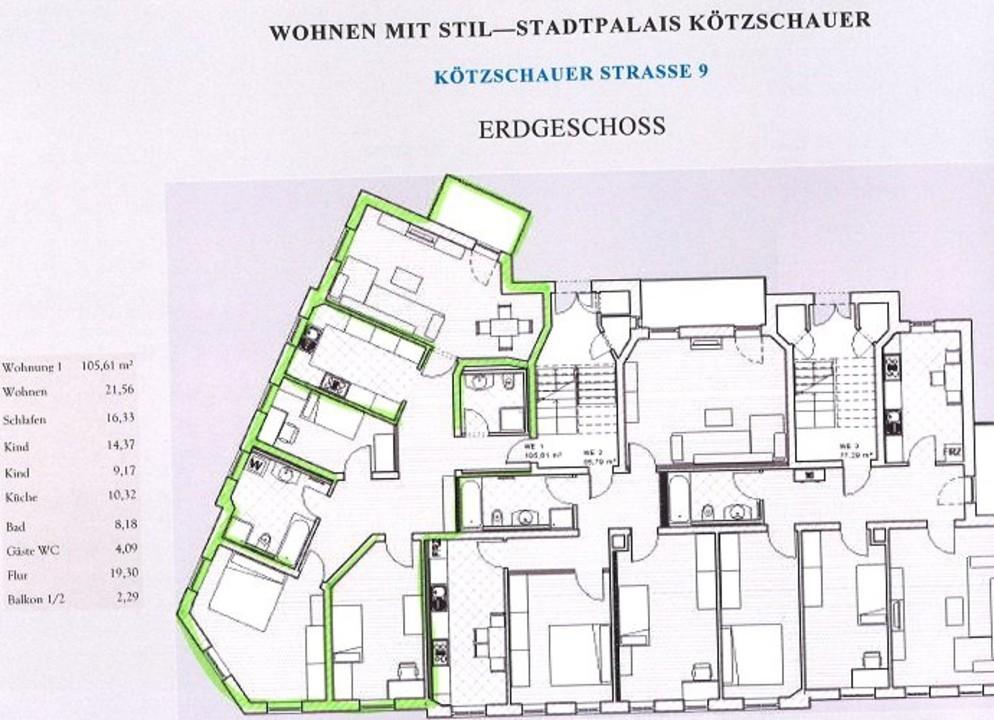 GR Erdgeschoss KÖ9