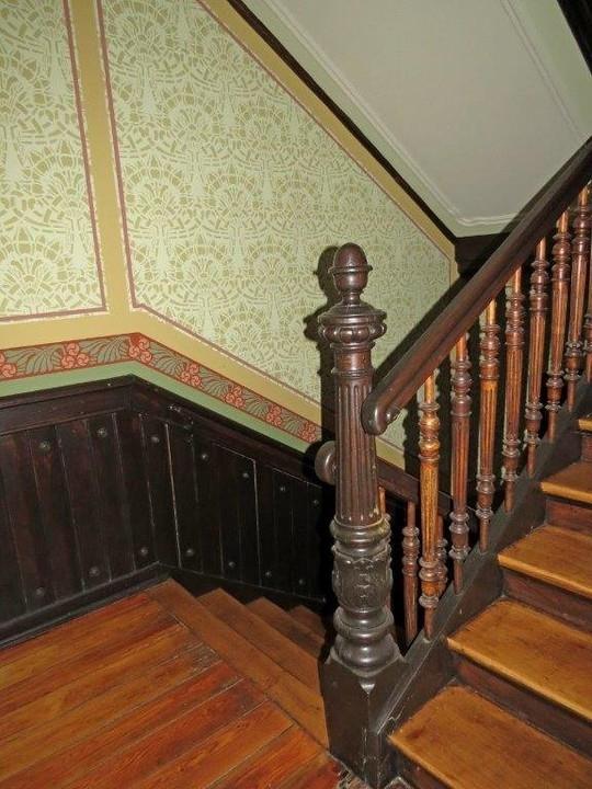 Details Treppenhaus