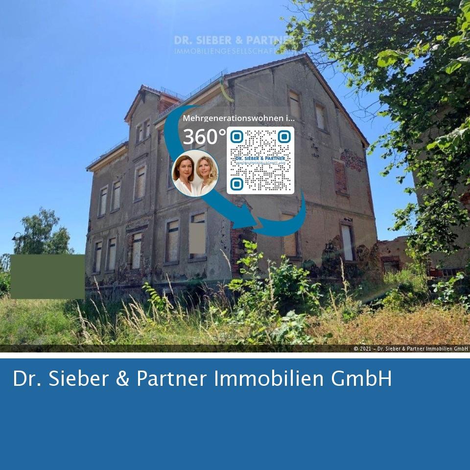 Grimma - Mehrgenerationswohnen * Platz für 2-5 Familien * zusätzlicher Neubau möglich